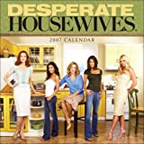 Desperate Housewives: 2007 Wall Calendar
