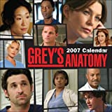Grey's Anatomy: 2007 Wall Calendar