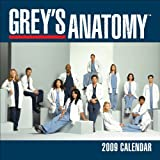 Grey's Anatomy: 2009 Mini Wall Calendar
