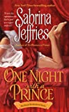 Sabrina Jeffries, One Night With a Prince