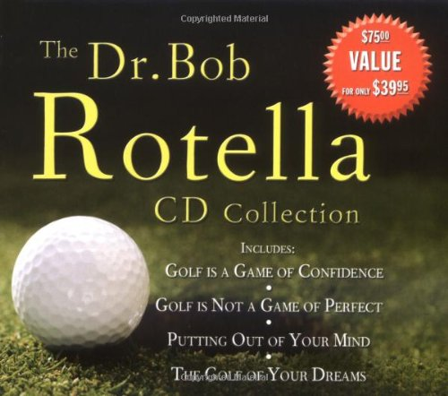 Bob Rotella CD Collection