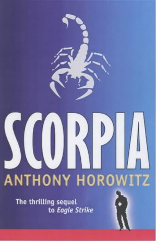 book report on scorpia Book [alex rider 09] - scorpia rising (anthony horowitz) ready for read and download product descriptionscorpia has dogged alex rider for most of his life they.