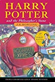 Front cover of 'Harry Potter and the philosopher's stone (UK)'