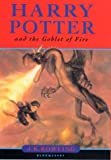 Front cover of 'Harry Potter and the goblet of fire (UK)'