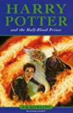 Front cover of 'Harry Potter and the half-blood Prince (UK)'