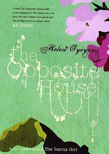 The Opposite House, UK cover