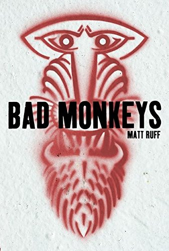 Bad Monkeys, UK cover
