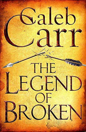 Legend of Broken UK cover