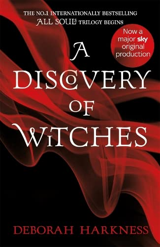 A Discovery of Witches UK cover
