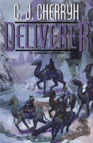 Deliverer cover