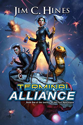 Terminal Alliance par Jim C. Hines