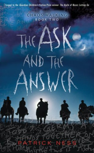 The Ask and The Answer US cover