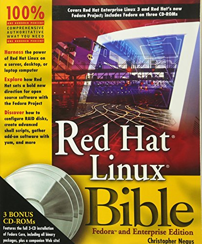 Red Hat Linux Bible: Fedora and Enterprise Edition PDF Books