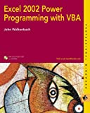 John Walkenbach, Excel 2002 Power Programing With VBA
