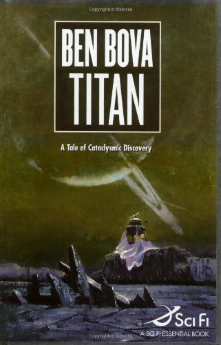 Titan, US cover