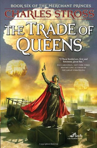 The Trade of Queens cover