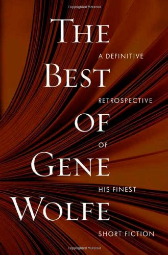Best of Gene Wolfe US cover