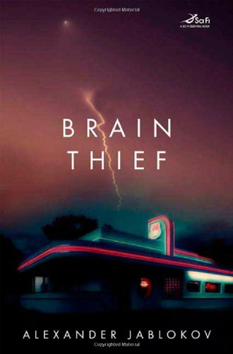 The Brain Thief cover