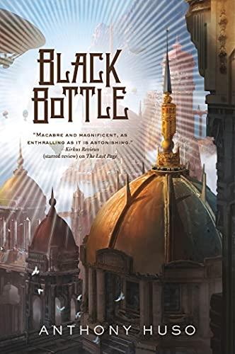 Black Bottle cover