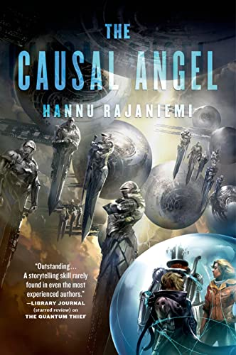 The Causal Angel cover