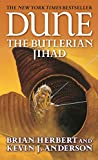 Butlerian Jihad, The by Herbert, Brian & Kevin J. Anderson - Book cover from Amazon.co.uk