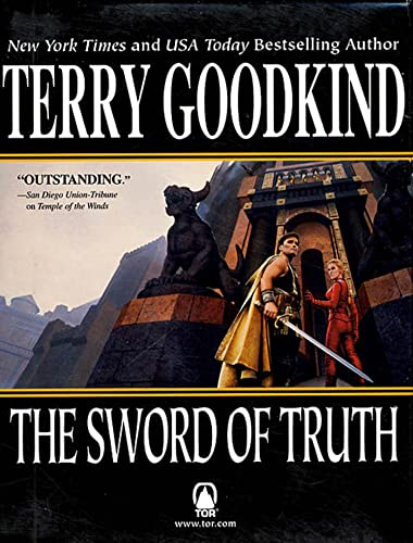 The Sword of Truth: Temple of the Winds; Soul of the Fire; Faith of the Fallen