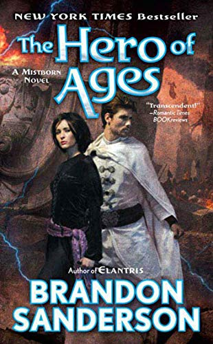 Hero of Ages, US cover