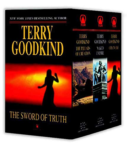 The Sword of Truth: The Pillars of Creation/ Naked Empire/ Chainfire