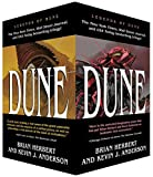 Legends of Dune by Herbert, Brian & Kevin J. Anderson - Book cover from Amazon.co.uk