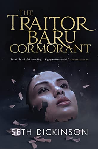 The Traitor Baru Cormorant cover