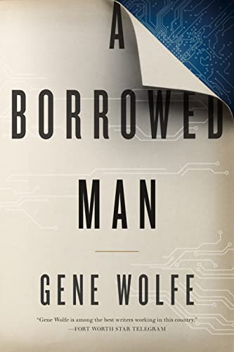 A Borrowed Man cover