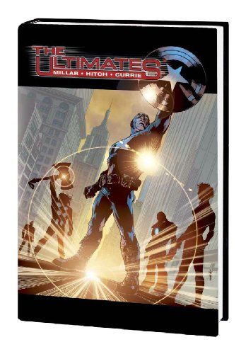 The Ultimates 1 cover