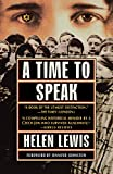 Helen Lewis, A Time to Speak