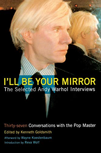 Cover Warhol-Interviews