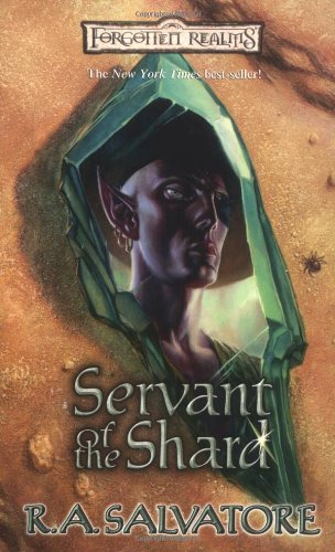 R.A. Salvatore, Servant of the Shard
