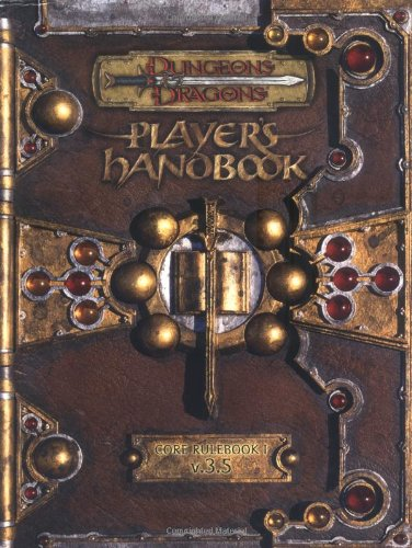 Wizards of the Coast, Dungeons and Dragons: Players Handbook 3.5