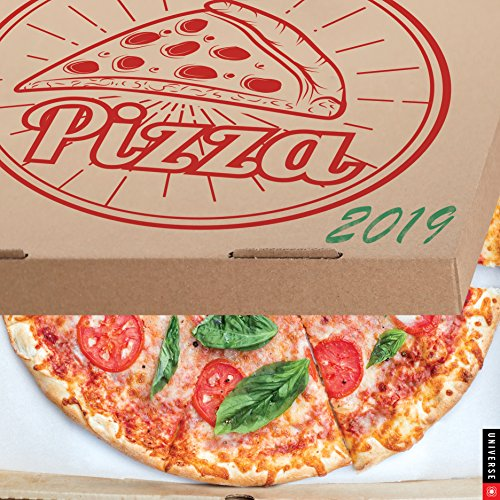 Pizza 2019 Calendar par  Universe Publishing