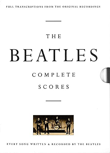 The Beatles: Complete Scores par Beatles