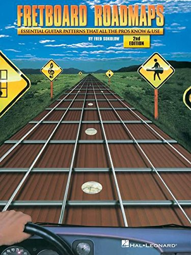 Fred Sokolow, Fretboard Roadmaps