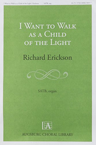 I Want to Walk As a Child of the Light PDF Books