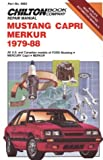 FORD (USA) Merkur automotive repair manual