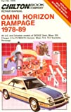 DODGE Omni automotive repair manual