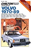 VOLVO 242 automotive repair manual