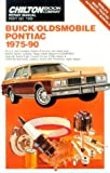 BUICK Regal automotive repair manual