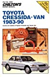 TOYOTA Cressida automotive repair manual