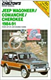 JEEP Cherokee automotive repair manual