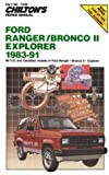 FORD (USA) Ranger automotive repair manual