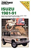 ISUZU Rodeo automotive repair manual