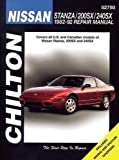 NISSAN 200SX automotive repair manual