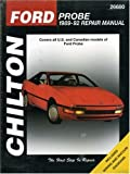 FORD (USA) Probe automotive repair manual